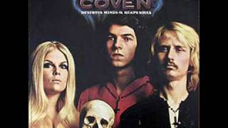 Coven - The White Witch Of Rose Hall (1969) USA Psych Music