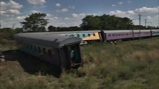 Many Dead, Injured as SAfrica Train Hits Truck