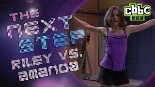 The Next Step Season 2 Episode 17 - Riley vs. Amanda Solo Battle