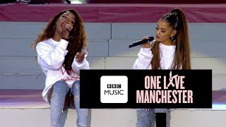Victoria Monet and Ariana Grande - Better Days (One Love Manchester)