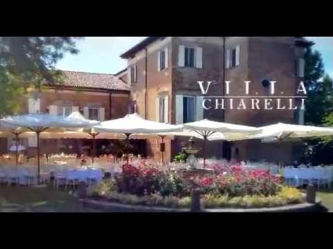 La Villa ideale per rendere unico qualsiasi evento! - Villa Chiarelli