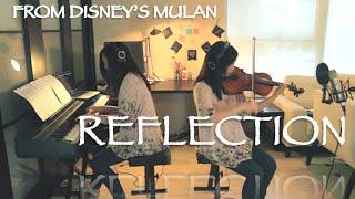 Mulan - Reflection (Viola & Piano Cover by Tiffany Chang)