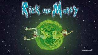 Rick and Morty Intro [Fanmade]