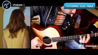 Ojos Color Sol - Calle 13 Ft Silvio Rodriguez - Acustico Cover Guitarra Demo Christianvib