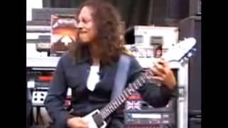 "new Metallica ""ever-changing"" says Kirk – Zach de la Rocha Coachella - new Nevermore?"