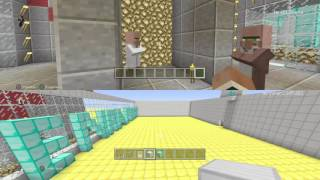 Minecraft: PlayStation4 mi academia bionica Lab Rats