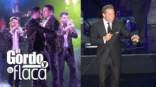 Banda MS quiere cantar junto a Luis Miguel | GyF