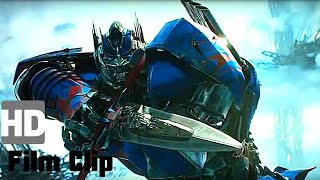 Clip:Did You Forget Who I Am (Transformers The Last Knight)