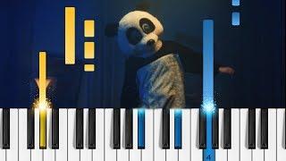 joji - will he - Piano Tutorial / Piano Cover