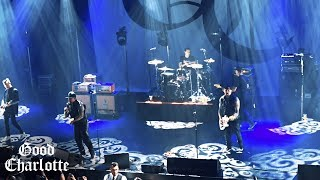 LIVE | Good Charlotte - The Anthem | 2017 Netherlands