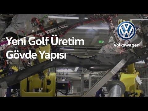 Yeni Golf Üretim - Gövde Yapısı