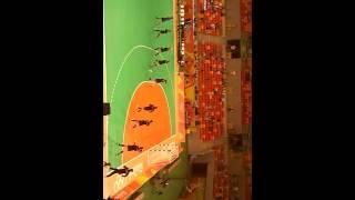 Romênia vs Angola (entrada) - Handebol feminino