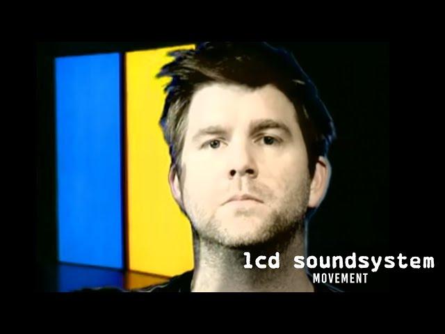 """Videoclip oficial de la canción """"Movement"""" de LCD Soundsystem."""