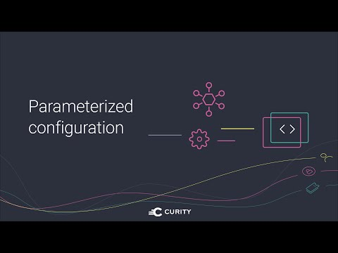 Parameterized configuration