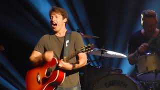 James Blunt - You're Beautiful live (Boston, MA - September 23rd 2017)