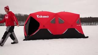 Зимняя рыболовная палатка Eskimo FatFish 9416 & 9416i