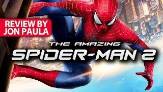 The Amazing Spider-Man 2 -- Movie Review #JPMN
