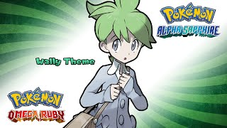 Pokemon Omega Ruby/Alpha Sapphire - Wally Theme Music (HQ)