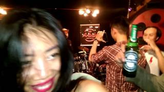 Kizomba with live drums at Jazz Corner - 20 Hang Tre