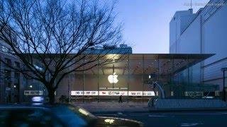 Kahori Maki 2016   Apple Store Omotesando