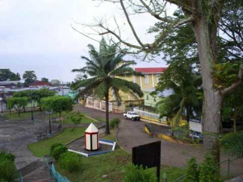 SAN CARLOS, CABECERA DEPARTAMENTAL DE RÍO SAN JUAN EN NICARAGUA.wmv