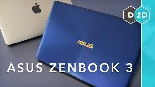 Asus ZenBook 3 Full Review Video