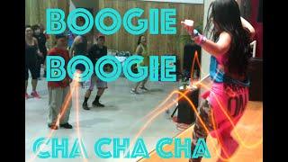 Boogie Boogie - Zin 60 Zumba Choreo