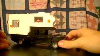 Lego Camper MOC