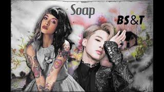 INSTRUMENTAL MASHUP | BLOOD SWEAT AND TEARS - BTS /// SOAP - MELANIE MARTINEZ _ MV