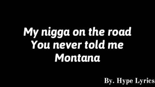 French Montana - Lockjaw Ft. Kodak Black (Lyrics)