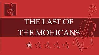 Violin  & Guitar Duet - Promentory - The Last of the Mohicans Theme (Sheet music - Guitar chords)