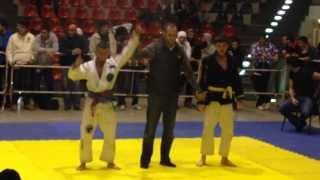 Anzor Nashkoo أنزور ناشخو -Team Mirza- , Amman Brazilian Jiu-Jitsu Cup 2013