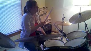 7 Minutes In Heaven (Drum Cover)