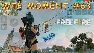 WTF MOMENT (63) FREE FIRE BATTLEGROUND