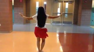 Otea Varua 5 Choreography