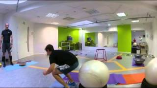 Kondi edzőtábor