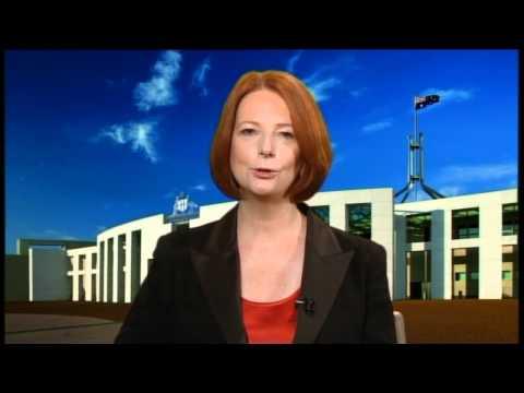 Julia Gillard: 2011 ANZAC Day Message to Gallipoli