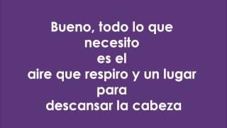 OneRepublic - Say (All I Need) [Español]