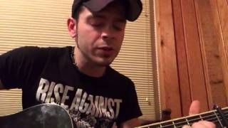 The Offspring Gone Away (acoustic cover)