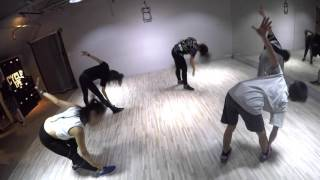 """Apple Yu Dncehall Class """"Get Up & Dance"""" by Kimiko feat. Vybrane"""