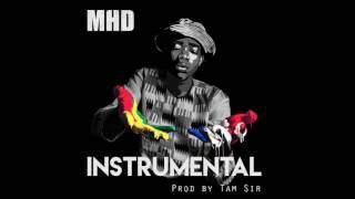 MHD - Maman J'ai Mal Instrumental ( Prod by TVM SIR Beatz )