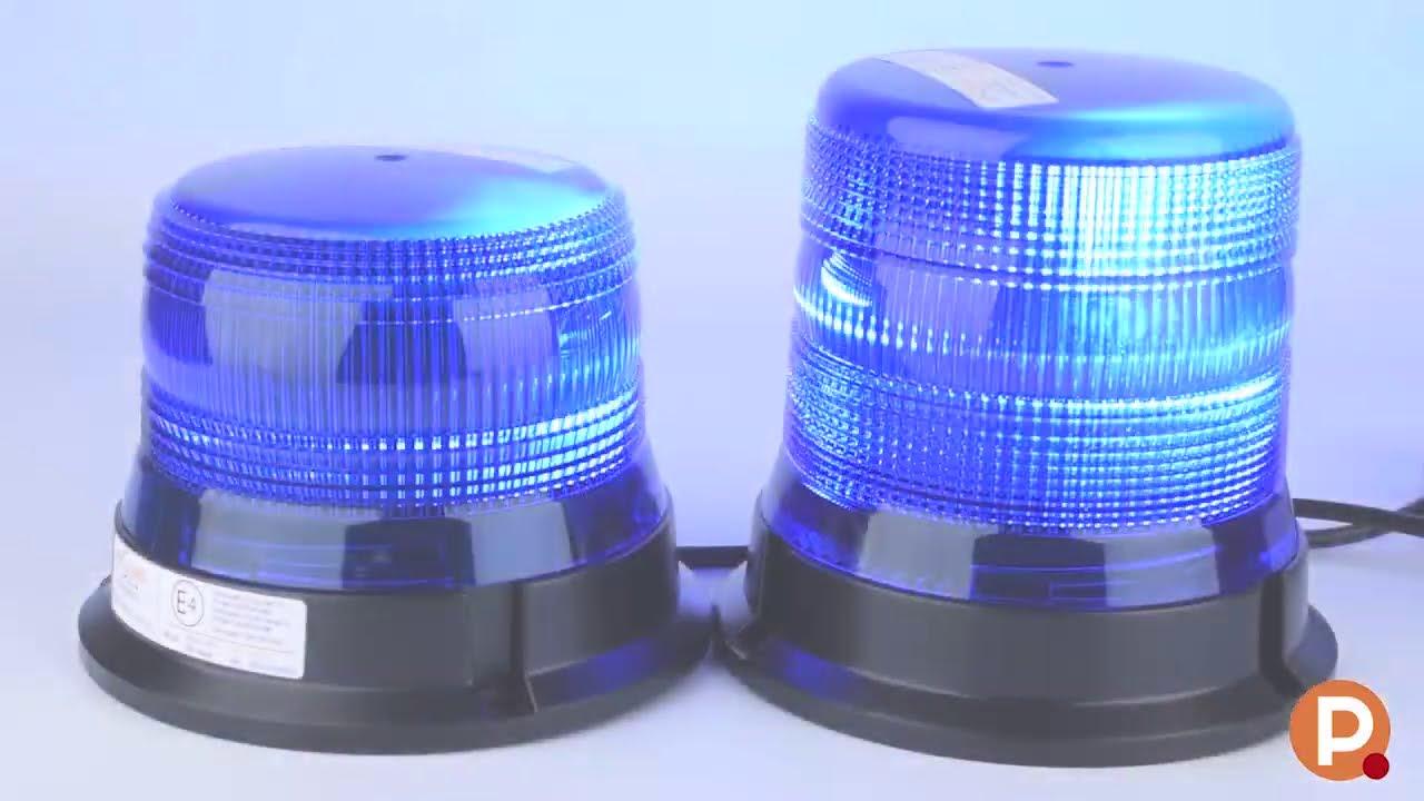 Gyrophare LED Bas 112 mm