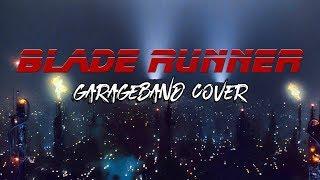 Бегущий по лезвию. Главная тема | Blade Runner Main theme. GarageBand cover