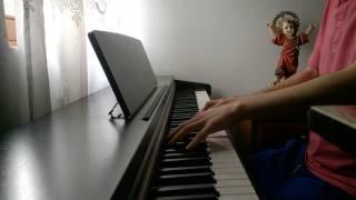 Amar Pelos Dois - Salvador Sobral (Portugal: Eurovision Winner) - Piano Cover