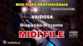 ♬ Midi file  - VAIDOSA - Diapasão-Marante