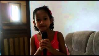 Bom dia (Carrossel cover) Yasmin Rodrigues