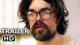 THREE CHRISTS Official Trailer (2020) Peter Dinklage, Drama Movie HD