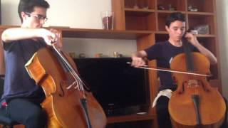 Schindler's List - S&A cellos