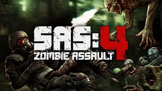Official SAS Zombie Assault 4 (by Ninja Kiwi) Launch Trailer