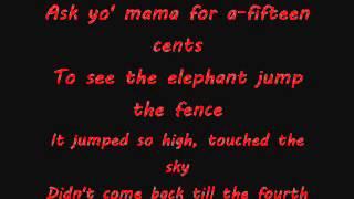 Aerosmith - Walkin' The Dog (Lyrics)